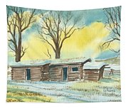 Montana Homestead Tapestry
