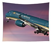 Vietnam Airlines Airbus A350 Tapestry