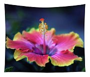 Hibiscus Delight Tapestry