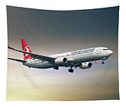 Turkish Airlines Boeing 737-9f2 Tapestry