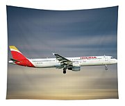 Iberia Airbus A321-212 Tapestry