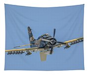 A-1d Skyraider Tapestry