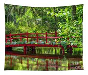 A Bridge Over The Gators. Tapestry