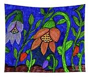 A Flower Garden Tapestry