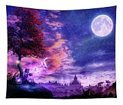 A Place For Fairy Tales Tapestry