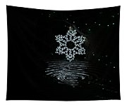 A Ripple Of Christmas Cheer Tapestry