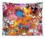 A Secret Recipe Tapestry