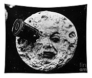 A Trip To The Moon, 1902  Tapestry