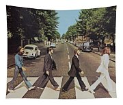 Abby Road Tapestry