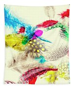 Abstract Softness Tapestry