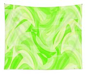 Abstract Waves Painting 0010076 Tapestry