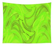 Abstract Waves Painting 0010093 Tapestry