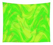 Abstract Waves Painting 0010099 Tapestry