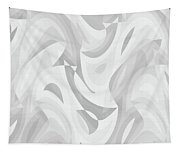Abstract Waves Painting 0010120 Tapestry