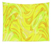 Abstract Waves Painting 0010121 Tapestry