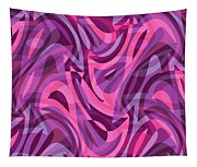 Abstract Waves Painting 007200 Tapestry