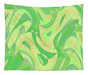 Abstract Waves Painting 007216 Tapestry