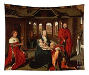 Adoration Of The Kings Tapestry