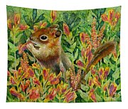 Afternoon Feast Tapestry