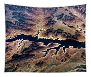 Air View Of The Grand Canyon Tapestry