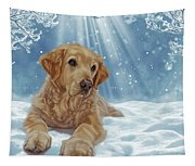All I Want For Christmas Tapestry
