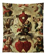 Allegory Of The Holy Eucharist Tapestry