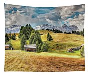 Alpine Beauty Tapestry