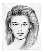 Amber Heard Tapestry