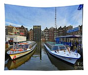 Amsterdam Central Tapestry