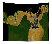 Another Day Another Dance No 5 Tapestry