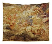 Apollo In The Chariot Of The Sun             Tapestry