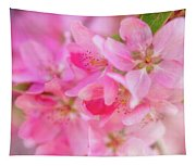 Apple Blossom 5 Tapestry