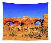 Arches Moon Eye Tapestry