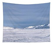 Arctic Spring In Spitsbergen Tapestry