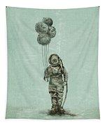 Balloon Fish Tapestry