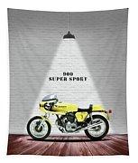 Ducati 900 Super Sport Tapestry