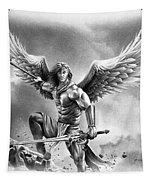 Angel Warrior Tapestry