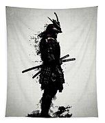 Armored Samurai Tapestry