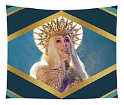 Queen Cher Tapestry