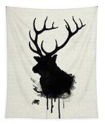 Elk Tapestry by Nicklas Gustafsson