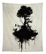 Last Tree Standing Tapestry