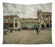 Asbury Park Convention Hall Tapestry