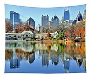 Atlanta Reflected Tapestry