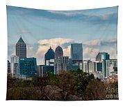 Atlanta Skyline 2 Tapestry