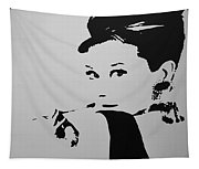 Audrey B W Tapestry