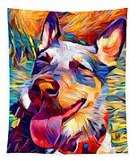 Australian Cattle Dog 2 Tapestry