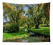 Autumn In Grand-pre Tapestry