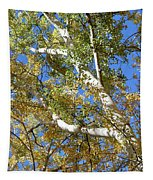 Autumn Is In The Air Tapestry