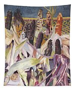 Autumn Maize Tapestry