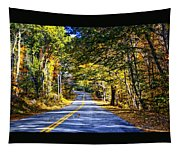 Autumn Paved Tapestry